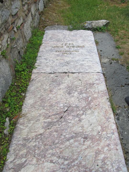 Гроб Цара Лазара