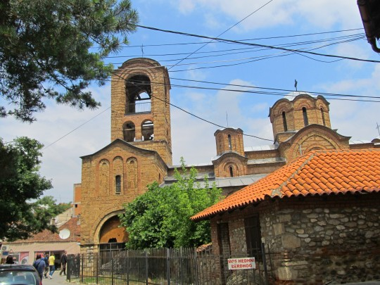 Црква Богородице Љевишке